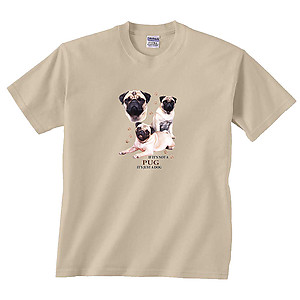 If It's Not a Pug It's Just a Dog T-Shrt
