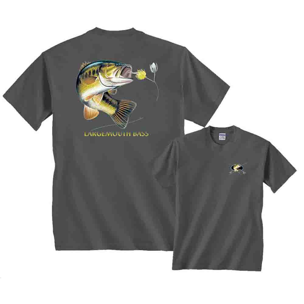 largemouth_bass_going_for_lure_profile_fishing_t-shirt_charcoal.jpg