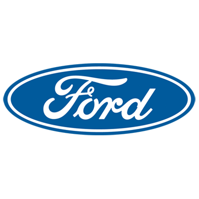 Ford Motor Company Classic Blue Oval Logo