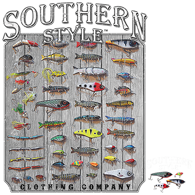 Southern Style Bass Fishing