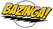 Bazinga Lightning Bolt Big Bang